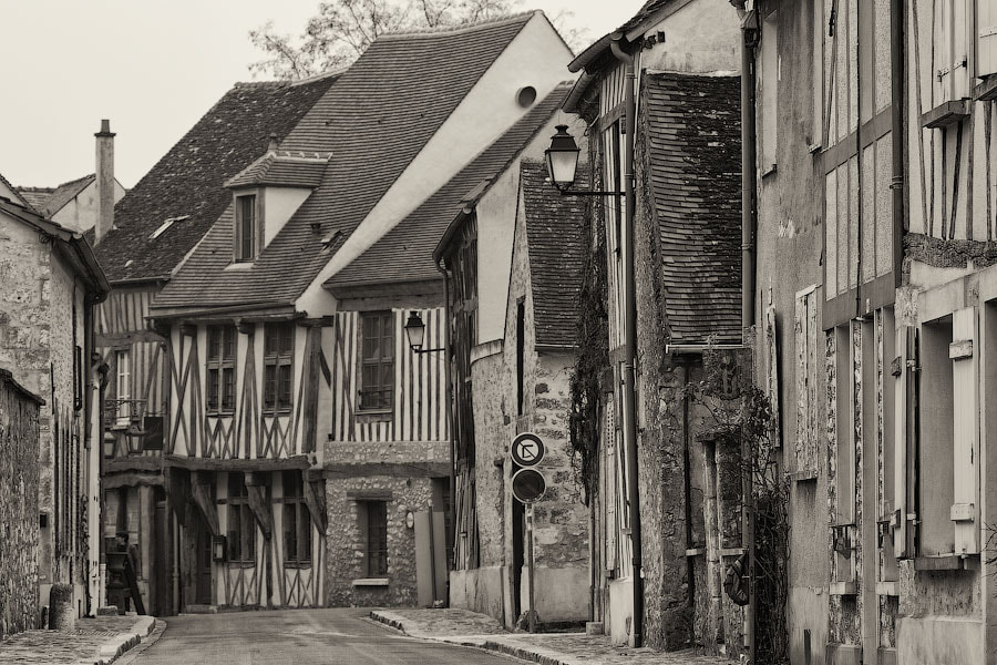 Photograph Provins by Alexander Dragunov on 500px