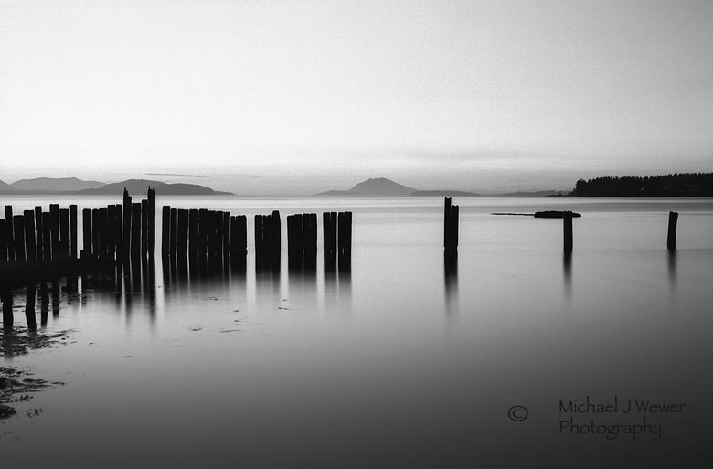Photograph Padilla Bay at Dusk by Michael Wewer on 500px