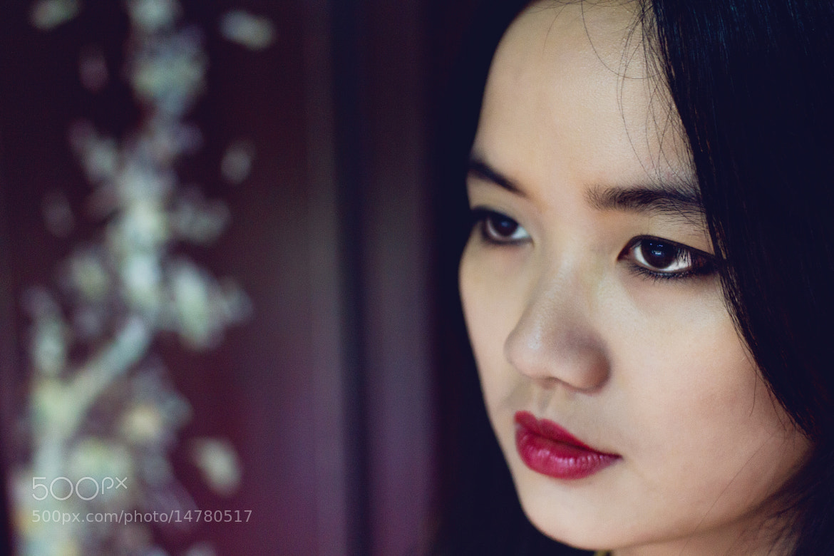Photograph Eyes by Ben Rồ on 500px