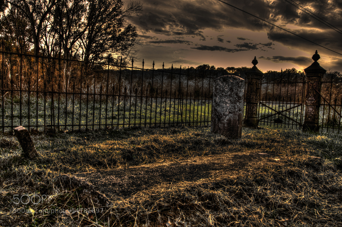 Photograph the grave by Chet Gaugh on 500px