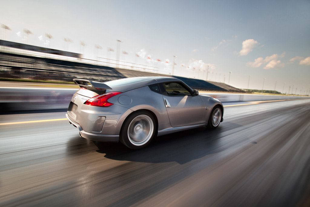 Photograph Nissan 370Z NISMO Edition by Ste Ho on 500px