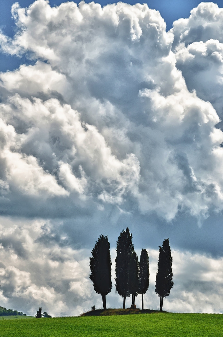 Photograph Billowing Clouds by Csilla Zelko on 500px