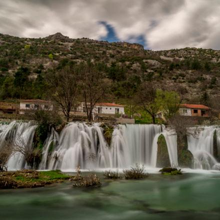 Bregava Waterfall