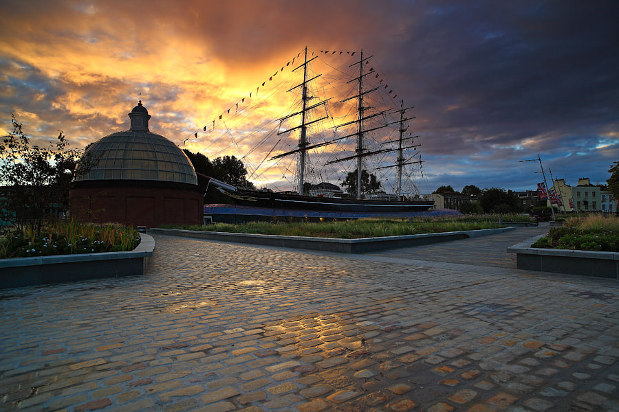 Cutty Sark Sunrise