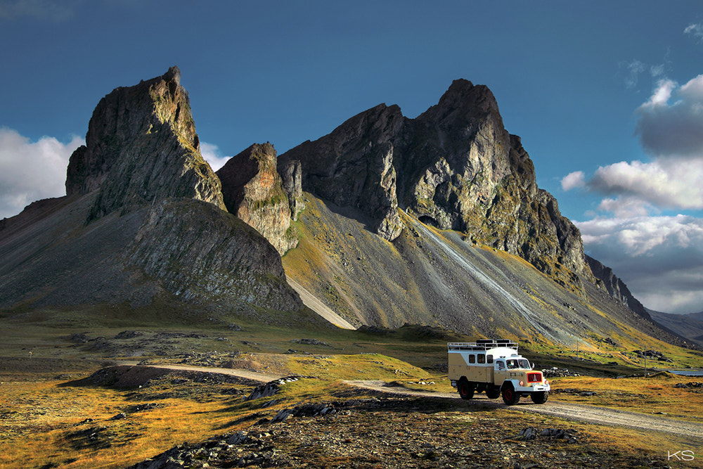 Photograph Iceland - Onroad Offroad by Kilian Schönberger on 500px