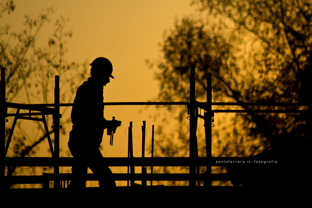 Photograph At work by Paolo Ferrera on 500px