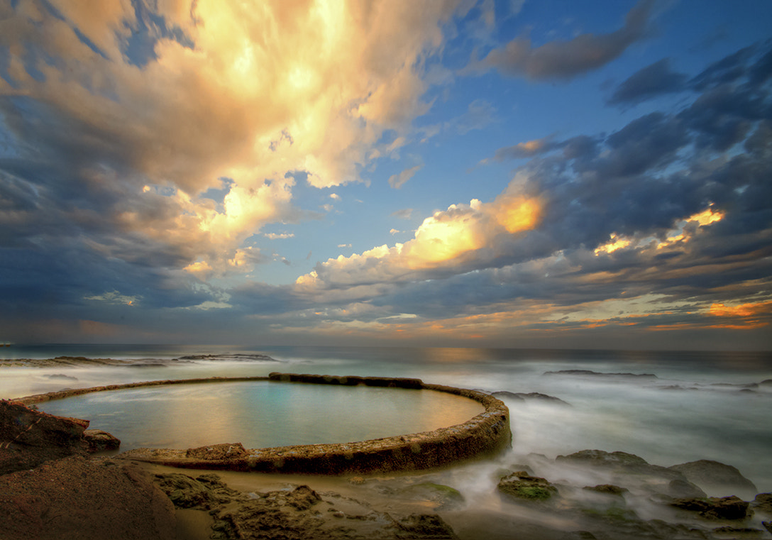 Photograph The Wading Pool At Sunrise by William McIntosh on 500px