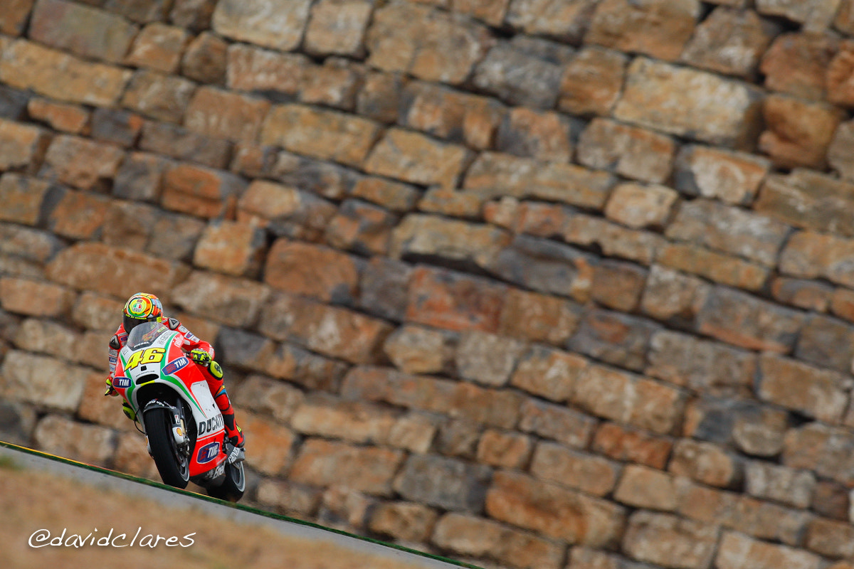 Photograph Valentino Rossi REF. 0119 by David Clares on 500px