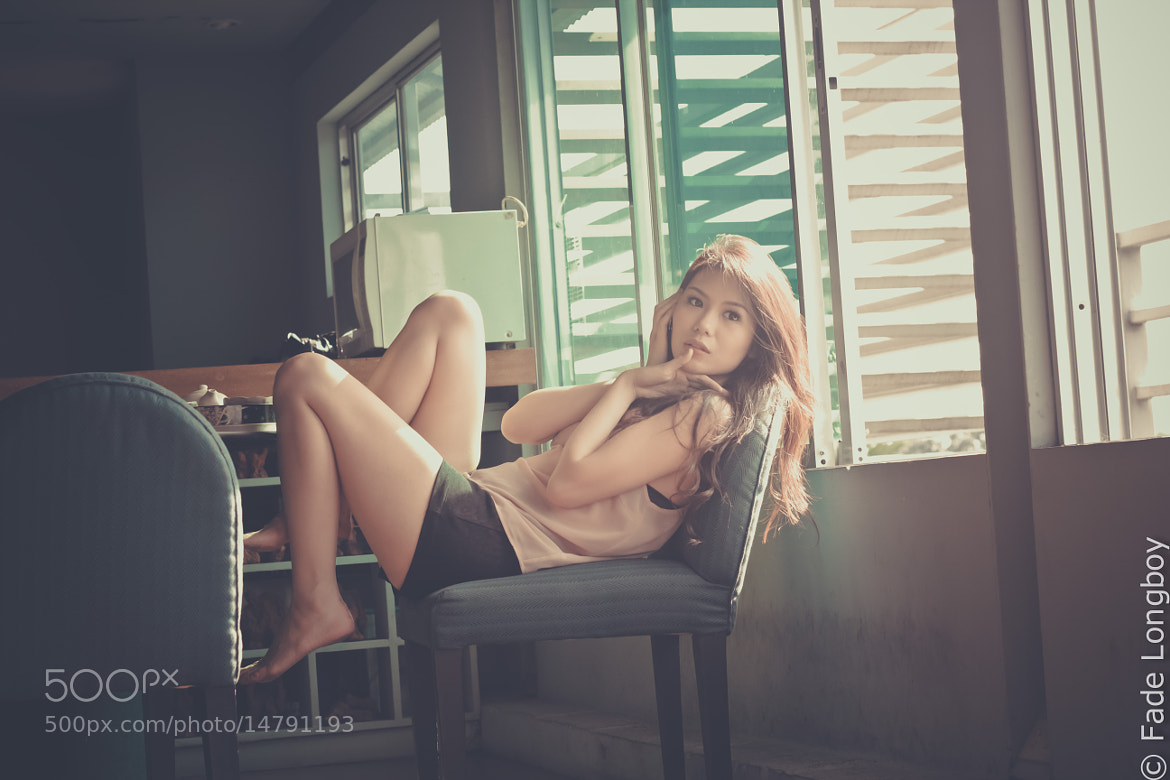 Photograph KIM DE GUZMAN X SIESTA SERIES by Fade Longboy on 500px