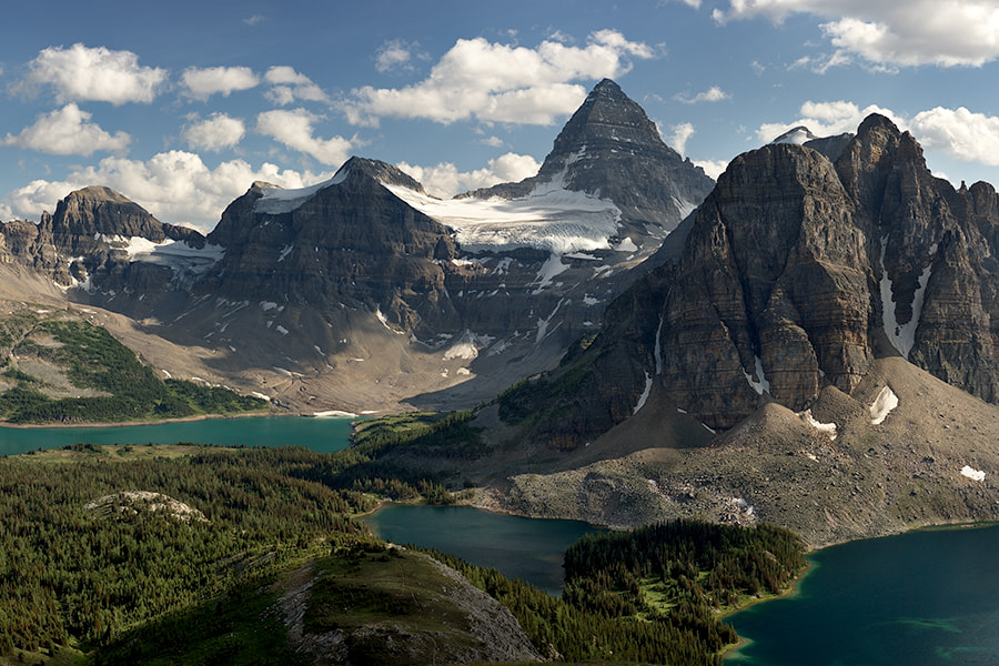 Photograph Mount Assiniboine by Bryan Larson on 500px