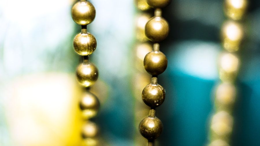 Beads by Jeff Carter on 500px.com