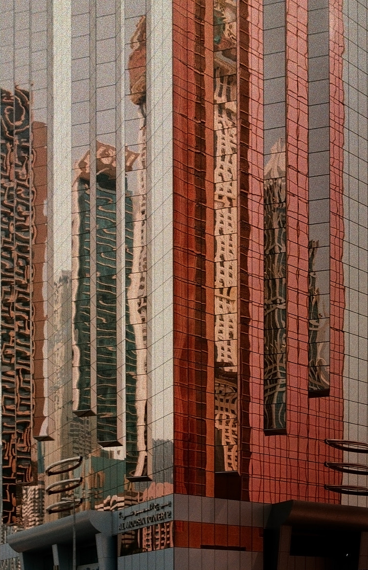 Photograph Reflections on Al Moosa by Ian Powell on 500px
