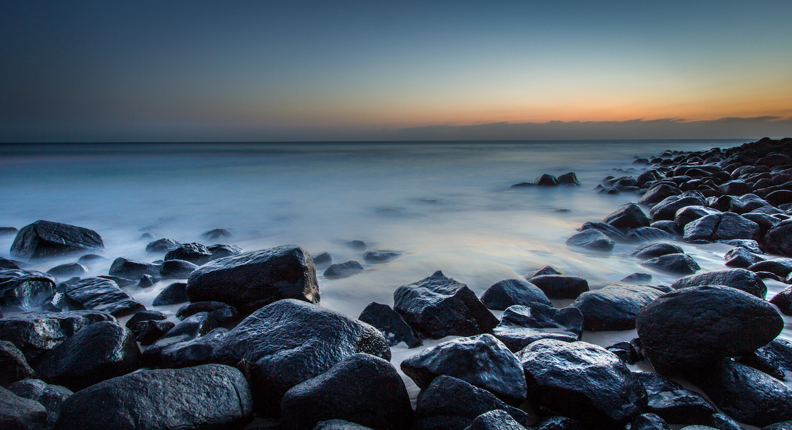 Photograph Slow flow by Daniel Treadwell on 500px