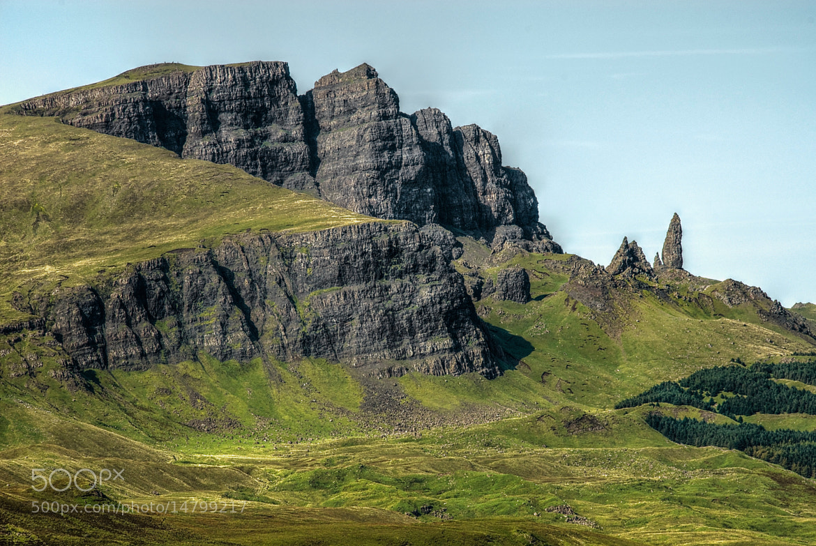 Photograph The Storr & the Old Man by John Barker on 500px