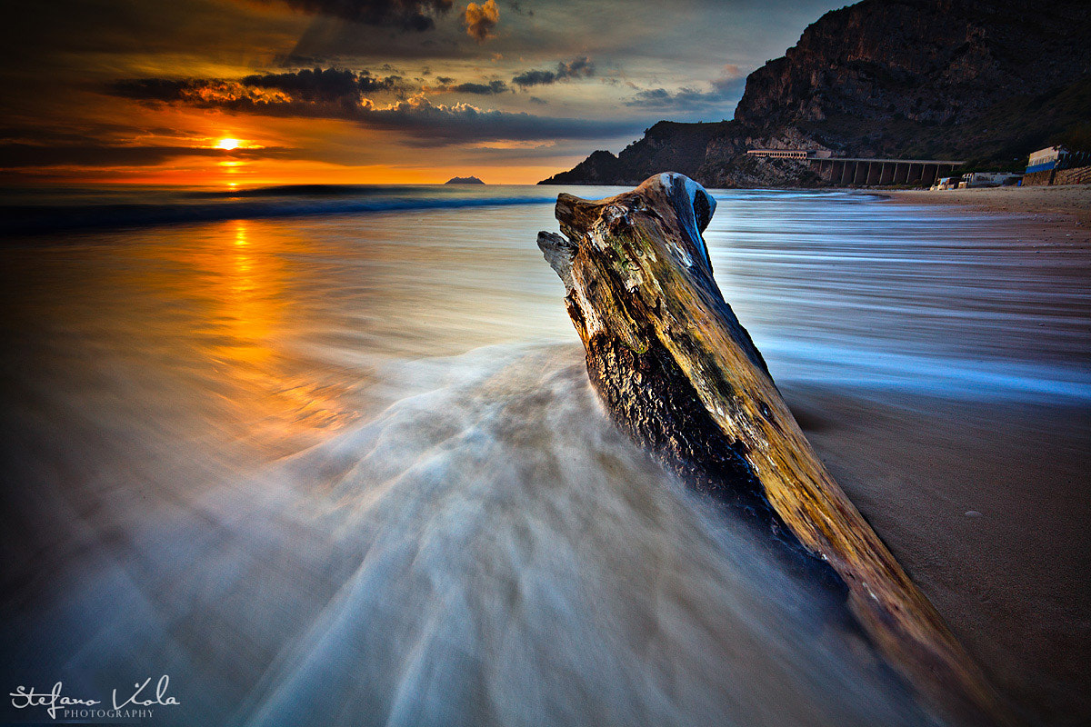 Photograph Sunset in Gaeta by Stefano  Viola on 500px
