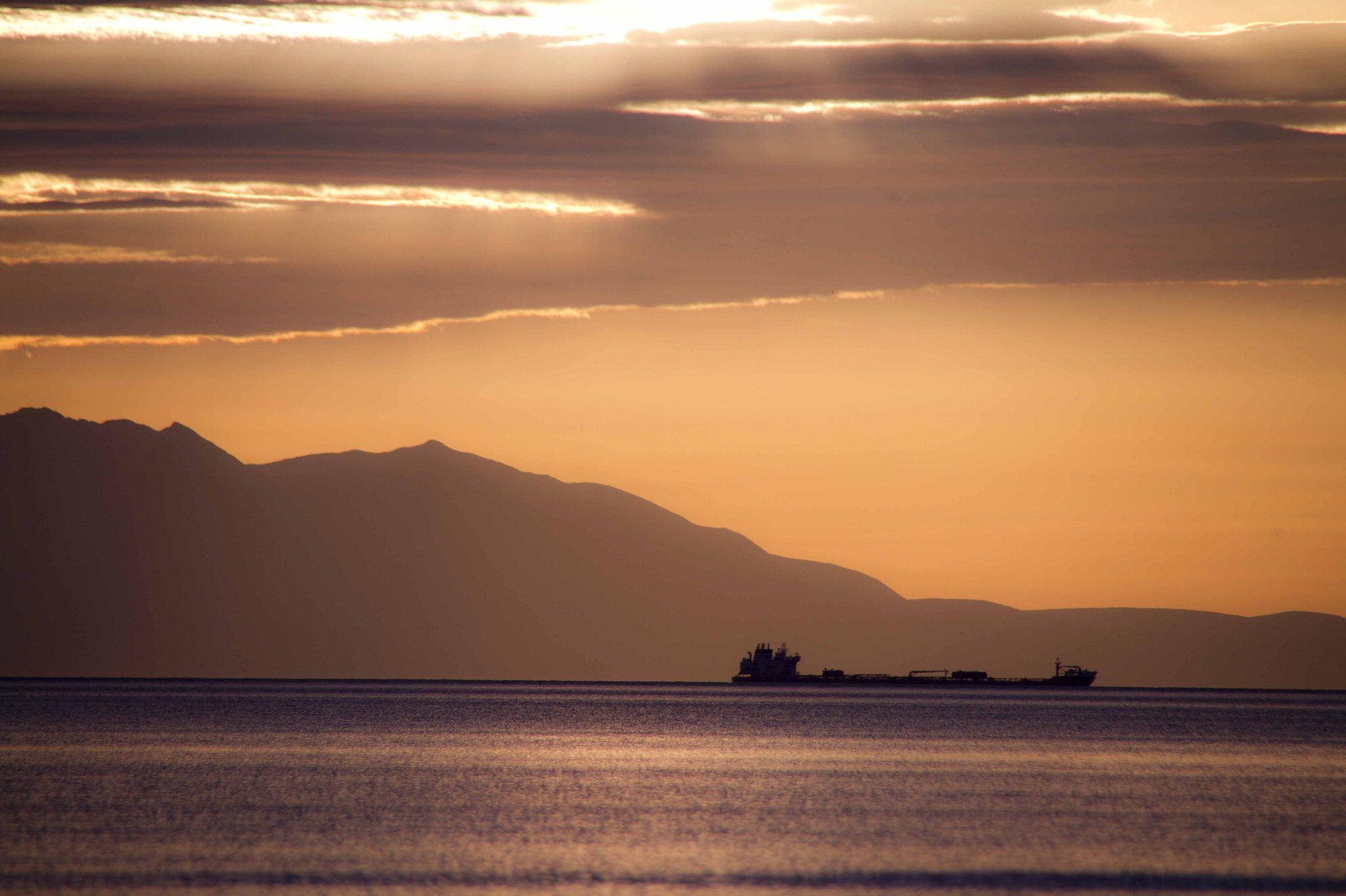 Photograph Leaving Cumbrae by Chris Gunn on 500px