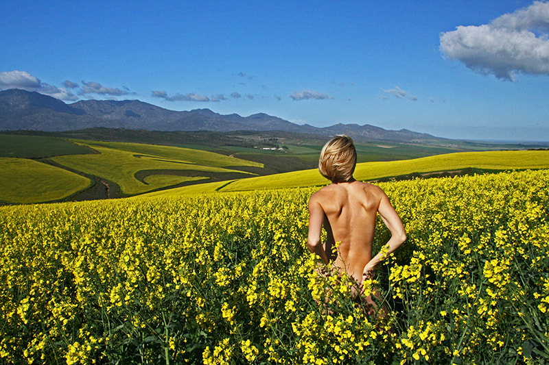 Photograph Canola View by Waynne M on 500px