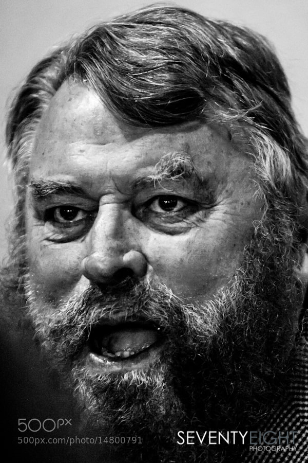 Photograph Brian Blessed by Peter Spencer on 500px