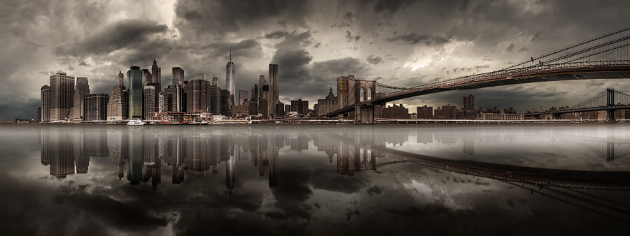 Manhattan Grit by Edward Reese on 500px.com