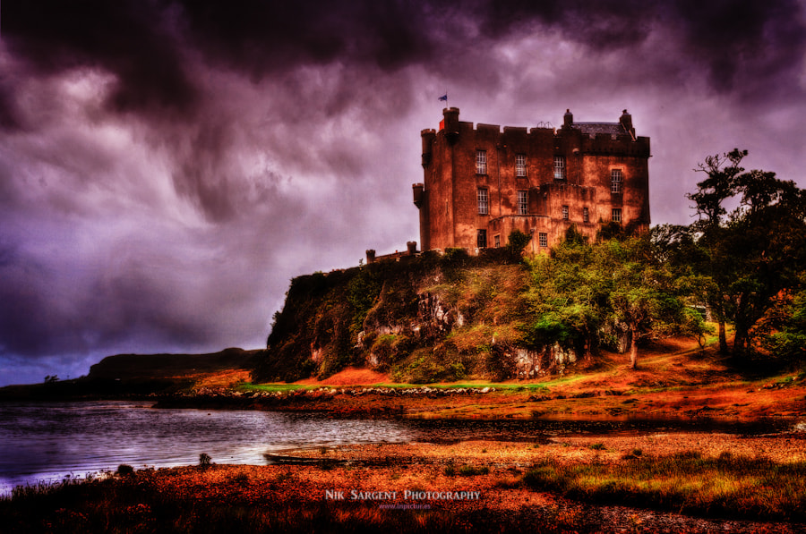 Photograph Dunvegan Castle by Nik Sargent on 500px