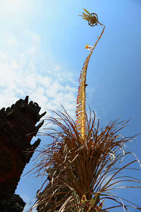 Photograph Detail from Balinese temple by Juan Piñeiro on 500px