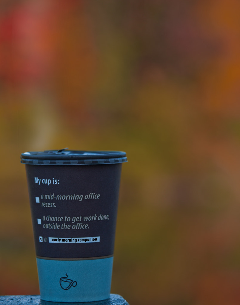 Photograph morning cup of coffee by Kevin Pepper on 500px