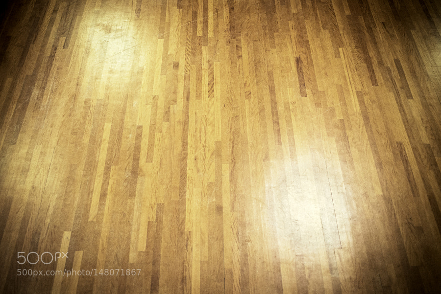 wooden dance floor by nejuras