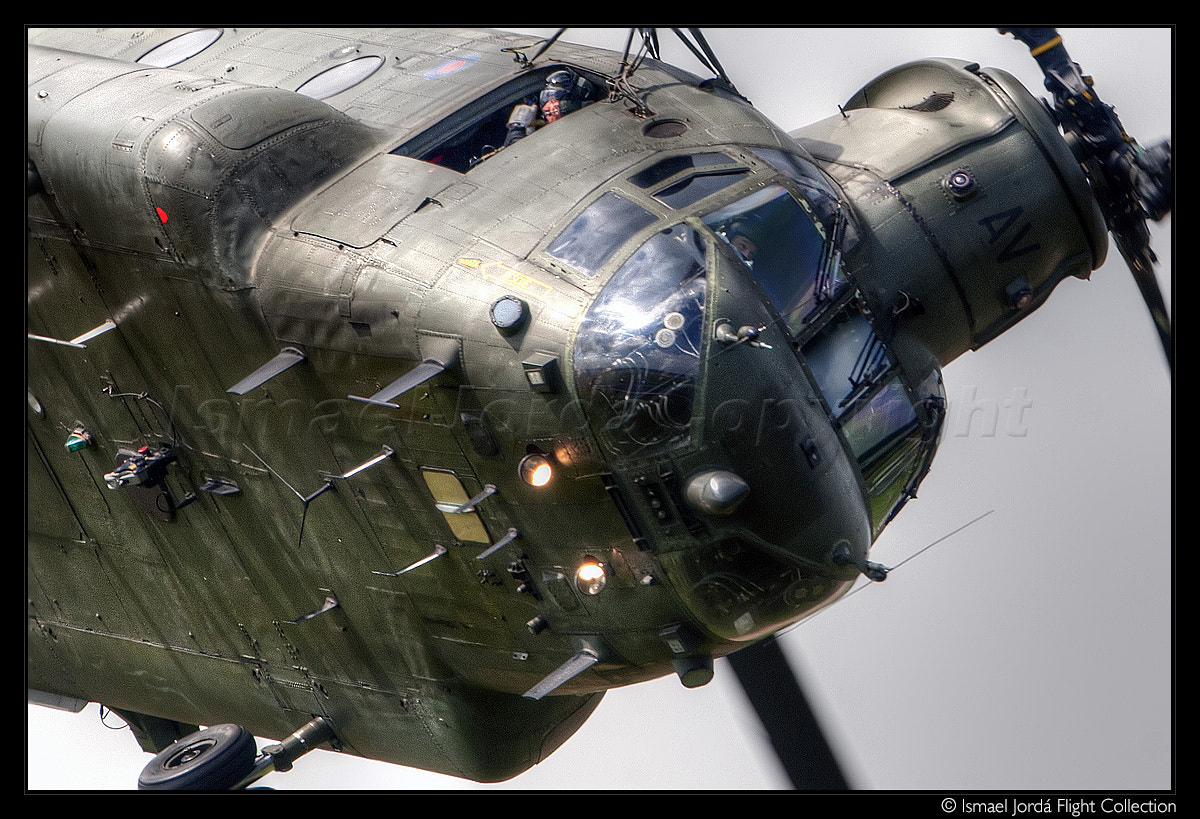 Photograph Chinook (2012) by Ismael Jordá on 500px