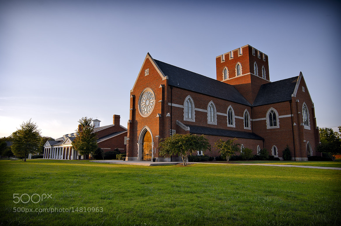 Photograph Phillips Hall by Wayne Reich on 500px