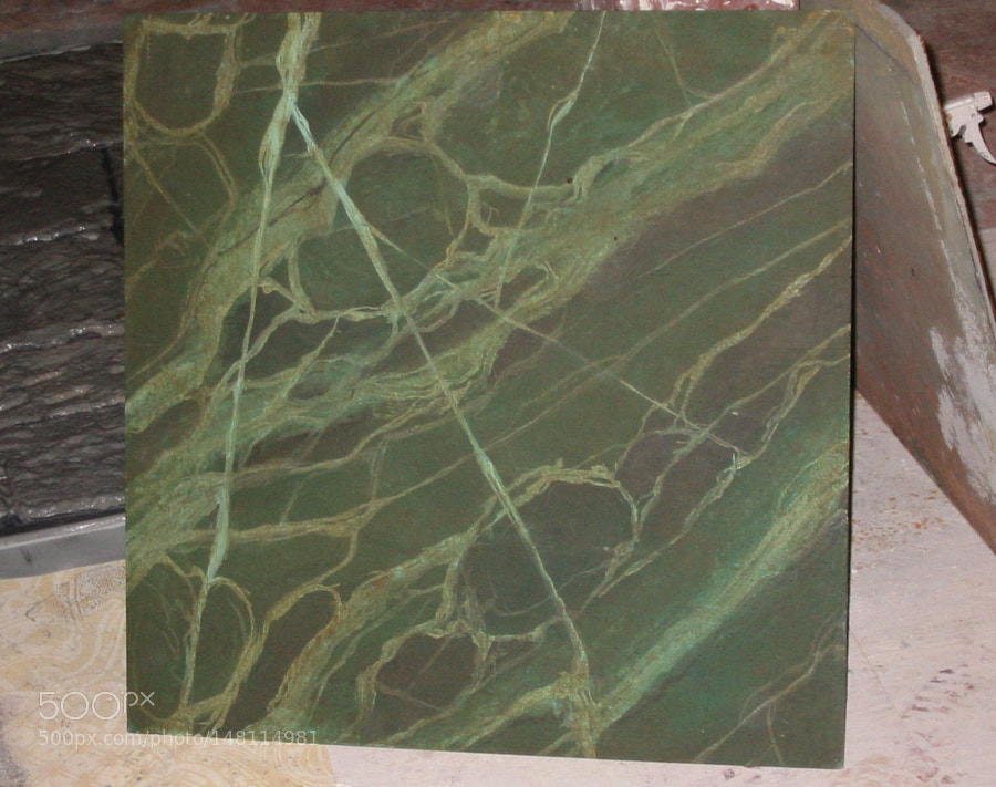Faux Marble(green)