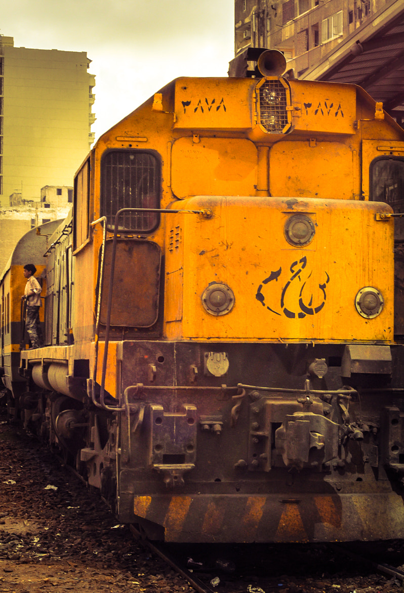 Photograph train by Ahmed Riffae on 500px