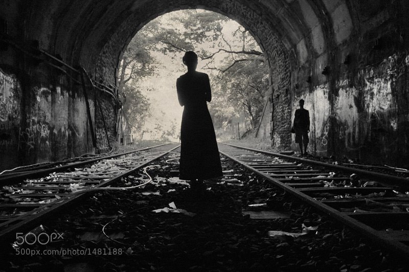 Photograph End by Geoffroy Demarquet on 500px
