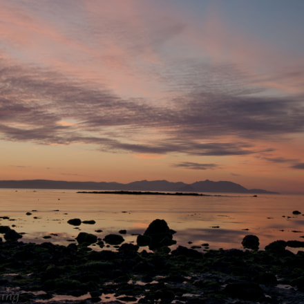 Arran at Sunset