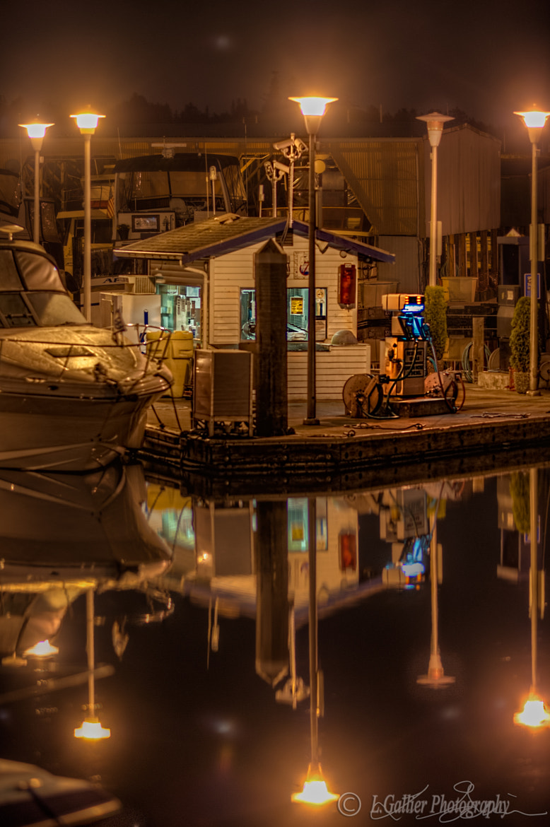 Photograph Fill Her Up by Larry Gallier on 500px