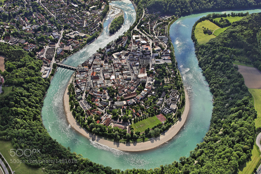Photograph Wasserburg am Inn by Klaus Leidorf on 500px