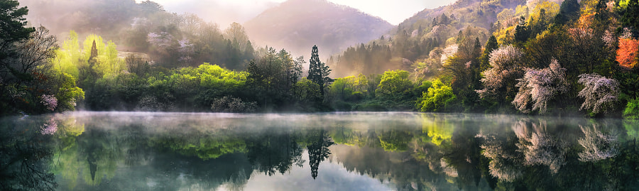 Glory morning by Tiger Seo on 500px.com
