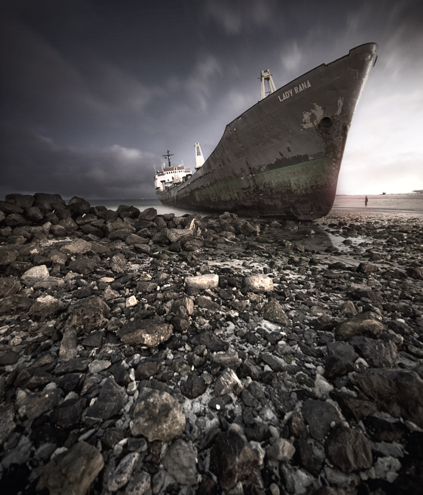 Photograph Stranded 3 by Alisdair Miller on 500px