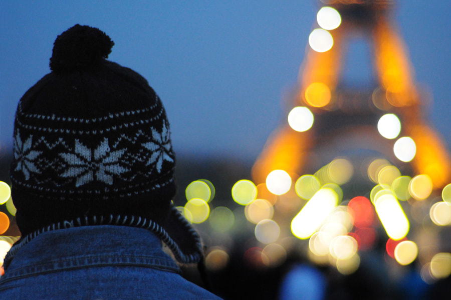 Photograph City of blinding lights by Regards Parisiens on 500px