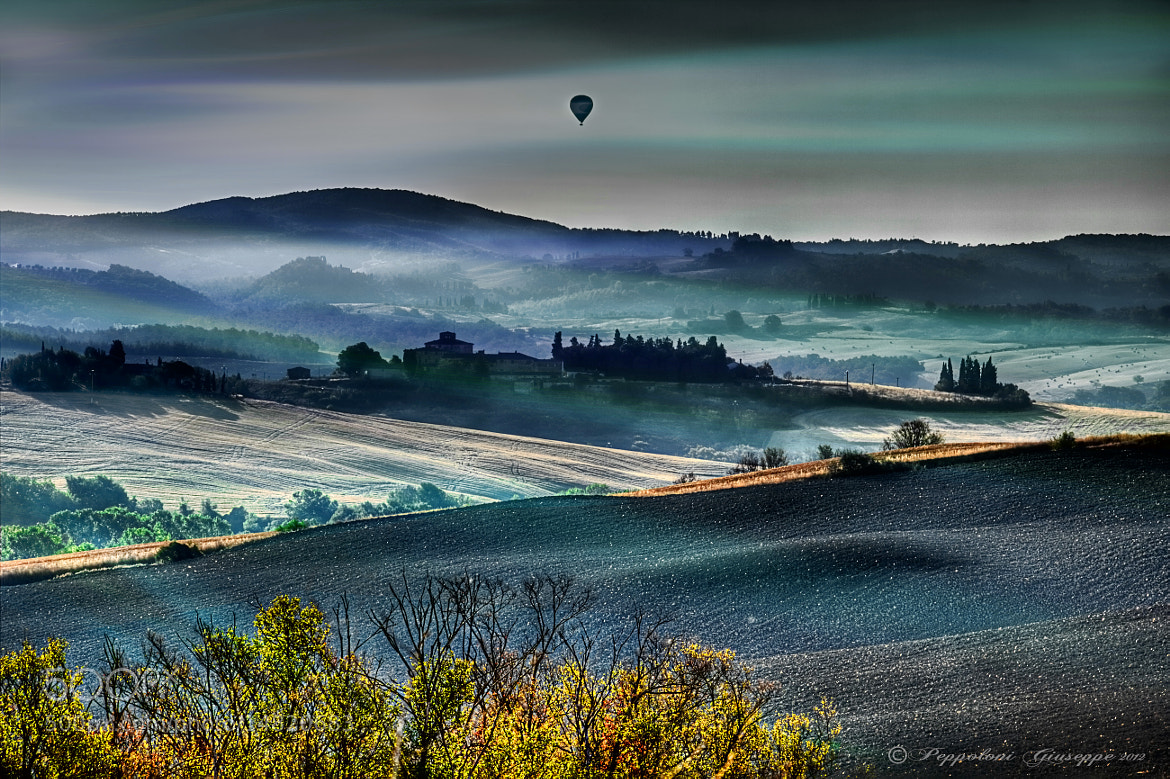 Photograph Land of Tuscany☺ by Giuseppe  Peppoloni on 500px