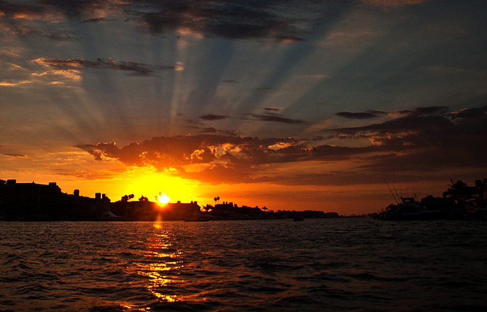 Photograph Sunset by Peter Dang on 500px