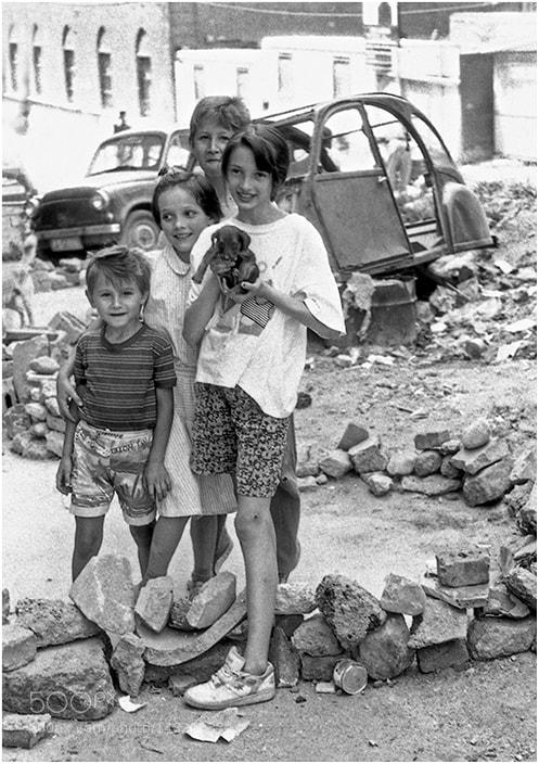Photograph Children of Sarajevo 92 _ Children of War by Mirza Ajanovic on 500px
