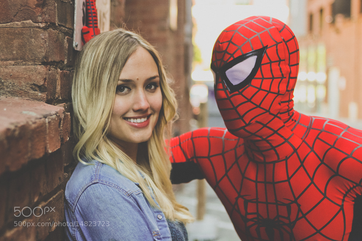 Photograph mary jane watson by Sean Finnegan on 500px