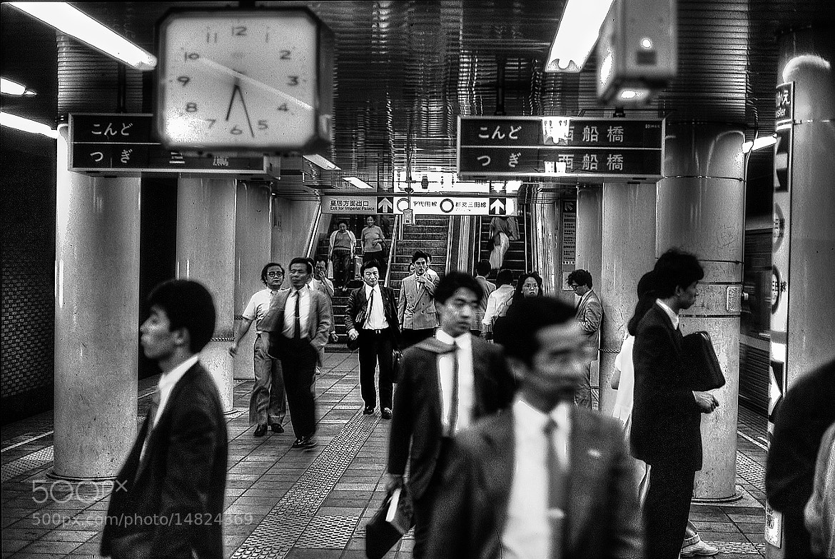 Photograph Rush hour by Christer Häggqvist on 500px