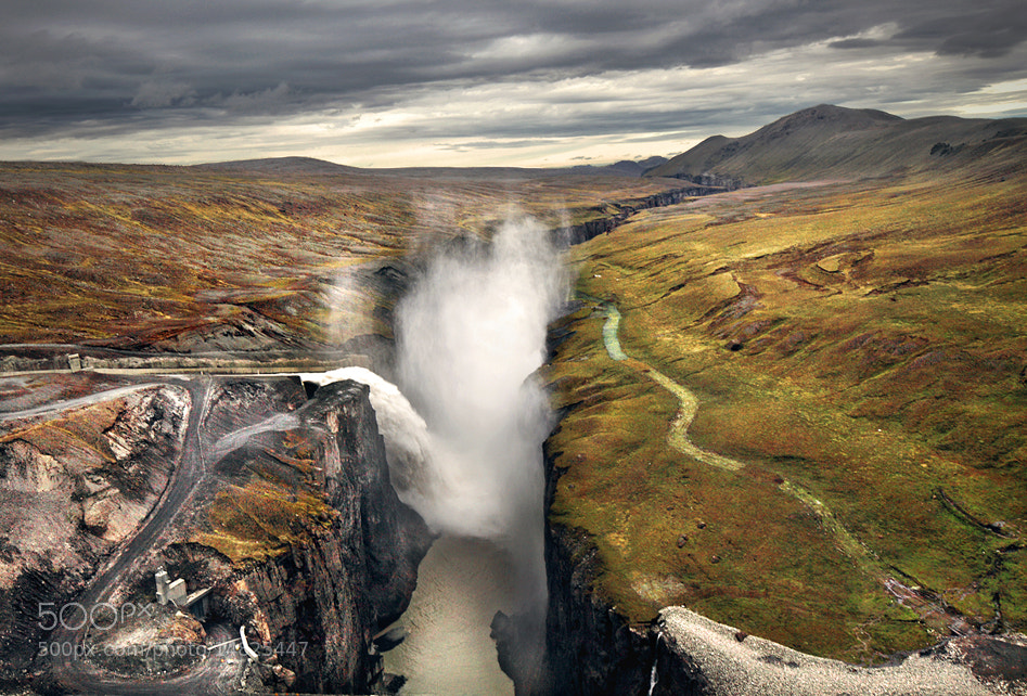 Photograph Iceland - Karahnjukar power station by Kilian Schönberger on 500px