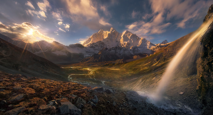 Just for a Dream by Marc  Adamus on 500px.com