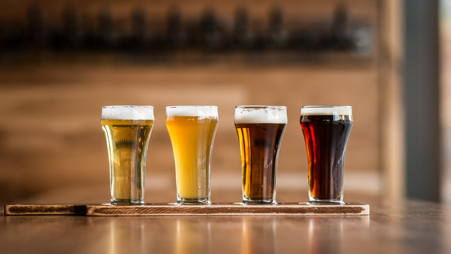 Beer Flight by Paul Flessland on 500px.com