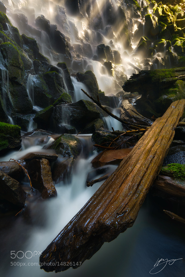 Photograph Ramona Falls by Hillary Younger on 500px
