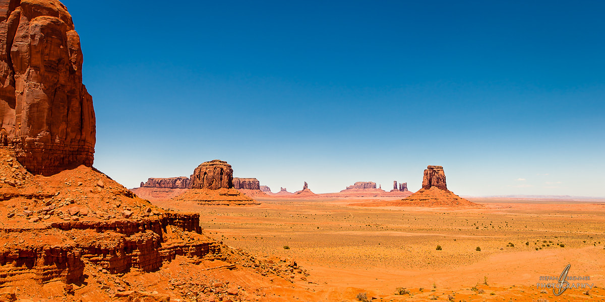 Photograph Monument Valley by Stefan Brenner on 500px