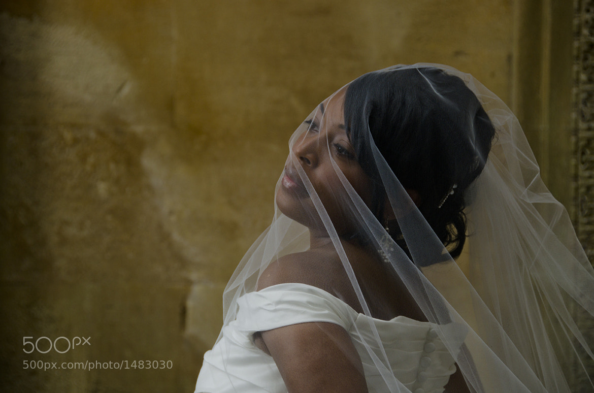 Photograph Veiled bride by ROBIN HORTON on 500px