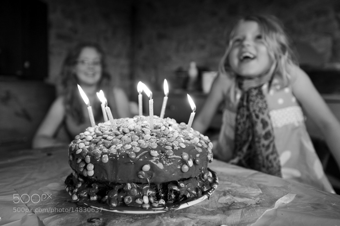 Photograph Happy Birthday, France - 2009 by Sal  Marston on 500px